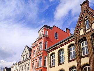 FLENSBURG (Schleswig-Holstein) - Stadtpanorama