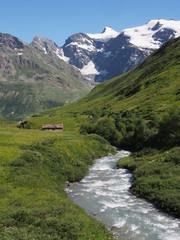 Ruisseau de la Lenta - Savoie