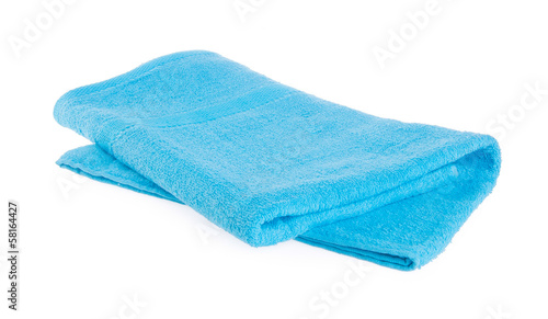towel. towel on a background