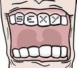 Sexy mouth