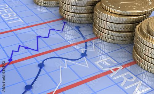 Money background concept