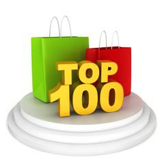 Top shopping brands