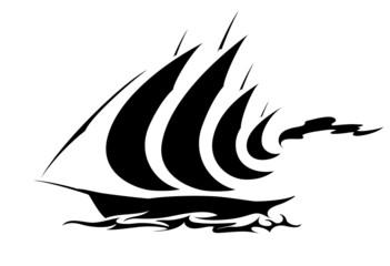 Cruise Yacht Symbol