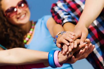 Friendship gesture