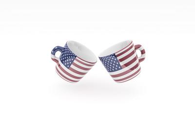 American mugs