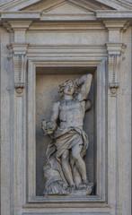 Roma, Sant'Andrea della Valle, San Sebastiano
