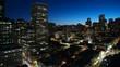 San Francisco Chinatown Dusk Time Lapse