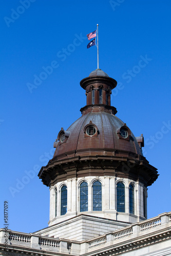 South Carolina Capital Dome