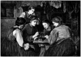 Sewing Machine :First Lesson - 19th century