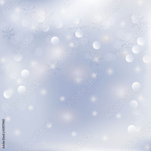 snow fall background