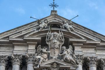 Roma, chiesa dei Santi Vincenzo e Anastasio