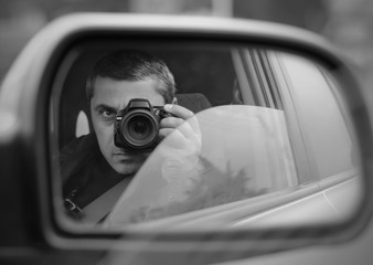 hidden photographing