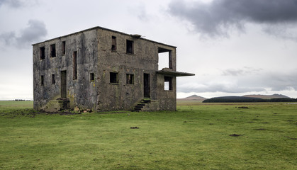 Abandoned Control Tower