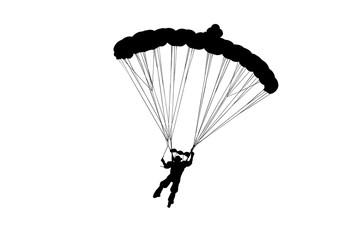 skydiver