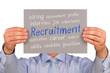 Recruitment - Business Concept