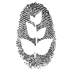 FINGERPRINT LEAF