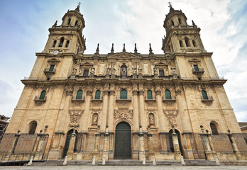 Assumption of the Virgin Cathedral, Jaen, Spain