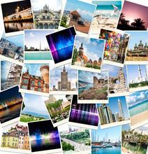 photos de voyages dans différents pays