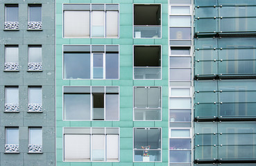 Green windows patterns