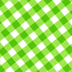 green picnic cloth