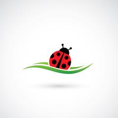 Ladybug sign