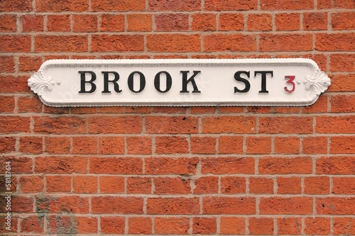 Street in Birmingham, UK