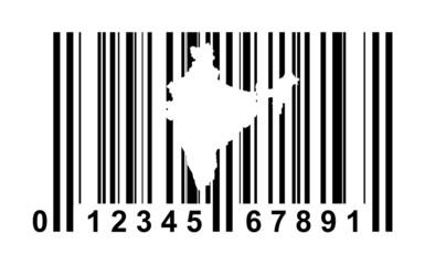 India Bar code