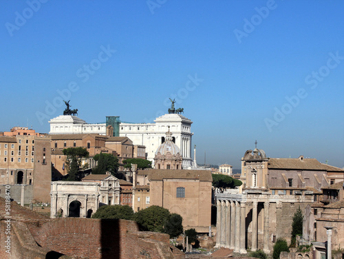 Ancient Rome Landscape