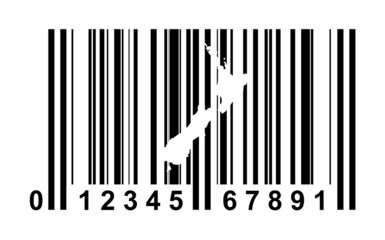 New Zealand bar code