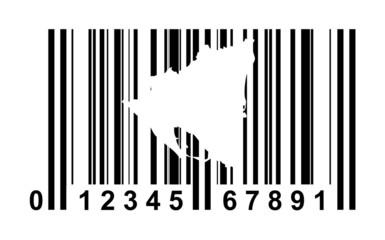 Nicaragua bar code