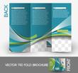 Architecture & Interior Designer Tri-Fold Brochure Design
