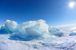 Winter Baikal lake - 58191094
