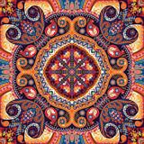 Fototapety Paisley kerchief vector pattern