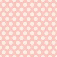 seamless polka dots grunge texture