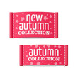 New autumn collection clothing labels