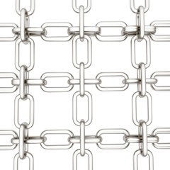 Metall chains background