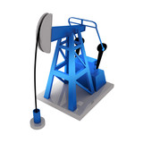 Pumpjack Big Icon
