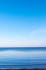 Still Balltic sea.