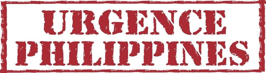 tampon urgence philippines