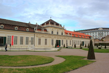 Unteres Belvedere, Schloss in Wien