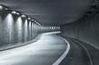Modern Street Tunnel - 58202250