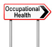 Occupational Health concept.