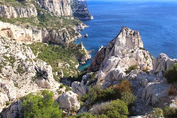 Marseille - Calanques de Sugiton (France)