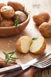 oven-baked pototoes