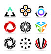 Collection Of Abstract Symbols (6)