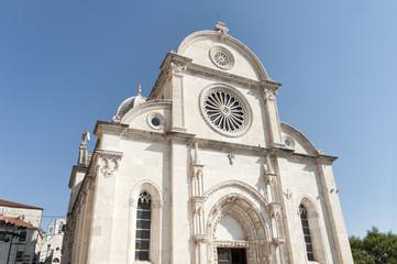 Catedral de Santiago (Sibenik, Croacia)