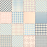 Quilting design background.