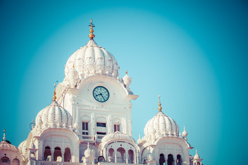 Sikh gurdwara Golden Temple.Amritsar,Punjab,India
