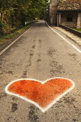 La strada dell'amore