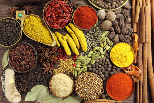 Spices - 58215075